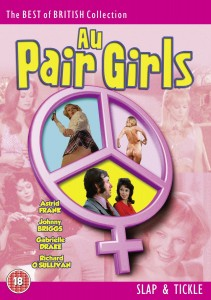 Au Pair Girls DVD