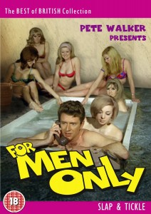 For Men Only DVD cover