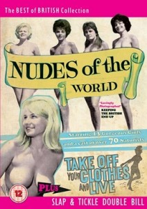Nudes of the World DVD sleeve