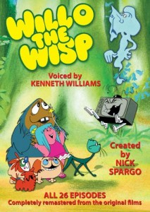 Willow the Wisp DVD sleeve