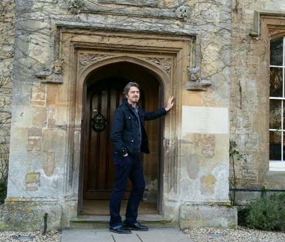Weston Manor Simon Sheridan