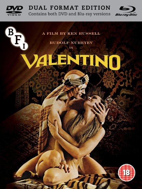 Valentino Ken Russell DVD