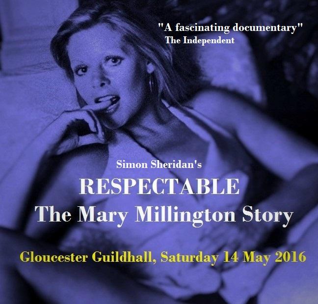 Mary Millington Gloucester